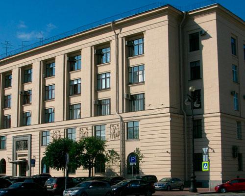 Техническое обследование административного здания