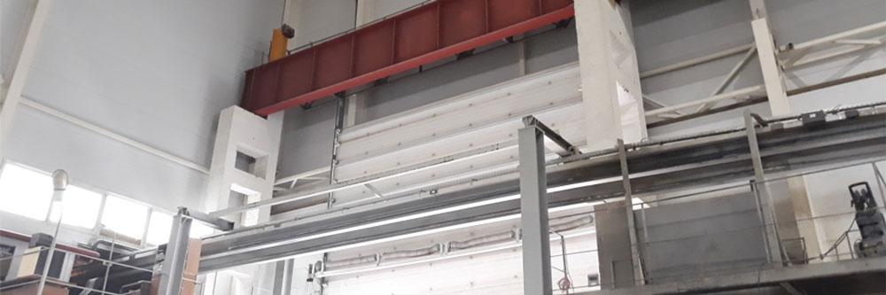 Обследование производственного здания