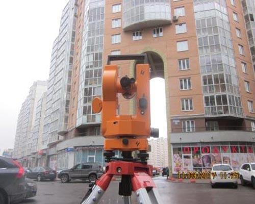 Техническое обследование фасадов