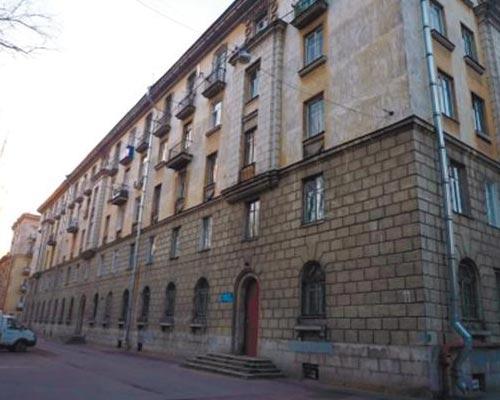 Техническое обследование фасадов многоквартирного жилого дома